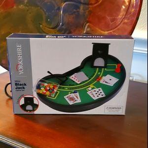 🌞2/$20 New Yorkshire Mini Black Jack Game